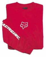 Кофта FOX Forever Fox Head Crew Fleece [Red], XL