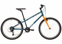 """Велосипед 24"""" Pride GLIDER 4.1 2021 бирюзовый"""