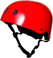 Шлем детский Kiddimoto красный металлик