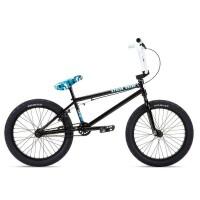 "Велосипед 20"" Stolen STEREO 20.75"" 2021 BLACK W/ SWAT BLUE CAMO"