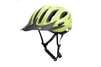 Шлем Green Cycle Marvel размер 54-58см желтый глянец