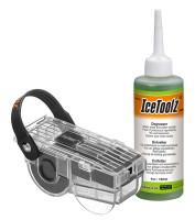 Средство ICE TOOLZ c212 для очистки и смазки цепи