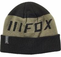 Шапка FOX DOWN SHIFT BEANIE [BLACK], One Size