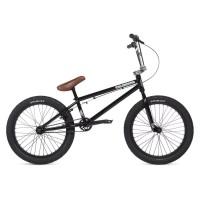 "Велосипед 20"" Stolen CASINO XS 2020 BLACK & CHROME PLATE"