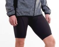 Велотрусы Pride Liner, трусы сетка с лайнером для использования с шортами и штанами, мужские, черные