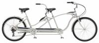 "Велосипед 26"" Schwinn Tango Tandem silver 2020"