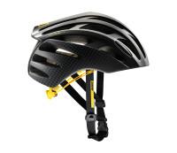 Шлем Mavic KSYRIUM PRO Black/Yellow черно-желтый