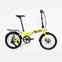 ВЕЛ Велосипед(Vento) FOLDY  Yellow Gloss