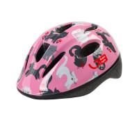 Шлем детский Green Cycle Kitty розовый