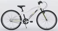 """Велосипед 24"""" Apollo Neo 3i boys черный /лайм 2018"""