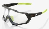 Велосипедные очки Ride 100% SPEEDTRAP - Soft Tact Cool Grey - Photochromic Lens, Photochromic Lens