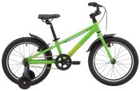 "Велосипед 18"" Pride ROWDY 18 2021 зеленый"