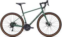 """Велосипед 28"""" Marin FOUR CORNERS рама - XL 2021 Gloss Green/Tan"""