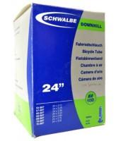 """Камера 24"""" (54/75x507) Schwalbe AV10D 40мм DOWNHILL EK"""