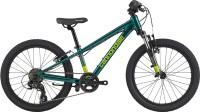 "Велосипед 20"" Cannondale TRAIL BOYS OS 2020 EMR, зелёный"