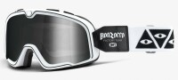 Мото очки 100% BARSTOW Goggle Bonzorro - Mirror Silver Lens, Mirror Lens