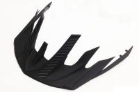 Козырек на шлем Cannondale Radius-Visor черно-серебр.