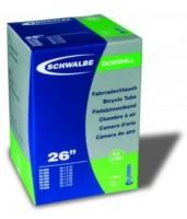"""Камера 26"""" (54/75x559) Schwalbe AV13D 40мм DOWNHILL EK"""
