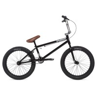 "Велосипед 20"" Stolen CASINO 2020 BLACK & CHROME PLATE"