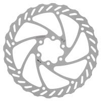 Ротор дискового тормоза ALHONGA HJ-DXR1604-SI 160мм нержавейка