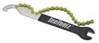 Ключ ICE TOOLZ 34S2 д/затяжки локринга + ключ 15mm