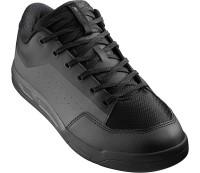 Обувь Mavic DEEMAX ELITE FLAT Black/Magnet/Bk черно-серая