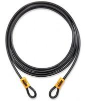 Трос ONGUARD AKITA Wire 460см х 10мм на петлях с виниловым покрытием, стальной