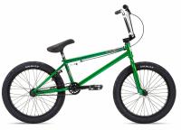 """Велосипед 20"""" Stolen HEIST 21.00"""" 2021 DARK GREEN W/ CHROME"""