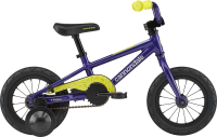 "Велосипед 12"" Cannondale TRAIL 1 GIRLS OS 2020 ULV, фиолетовый"