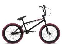 """Велосипед 20"""" Stolen CASINO XL 21.00"""" 2021 BLACK & BLOOD RED"""
