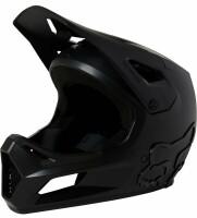 Вело шлем FOX RAMPAGE HELMET [Black/Black], M