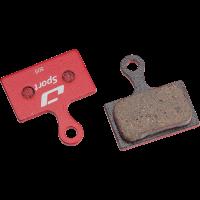 Колодки тормозные диск JAGWIRE Red DCA004 (2 шт) - Shimano® Road / CX RS805, RS505