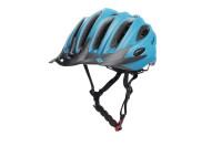 Шлем Green Cycle Marvel размер 54-58см синий мат
