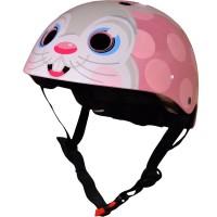 Шлем детский Kiddimoto Кролик