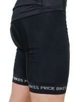 Велотрусы Pride Fun, памперс, черные