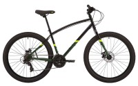 "Велосипед 27,5"" Pride ROCKSTEADY 7.1 2020 BLACK/KHAKI"
