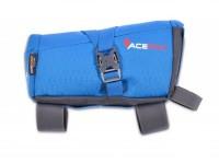 Сумка на раму Acepac ROLL FUEL BAG M, синяя