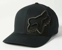 Кепка FOX EPISCOPE FLEXFIT HAT [Black/Yellow], S/M