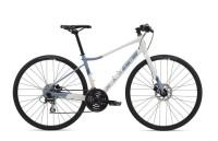 "Велосипед 28"" Marin TERRA LINDA 2 2020 Gloss White/Ash Blue/Deep Blue"