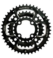 Звезда к шатуну SUN RACE CRMX0 32T 7075 Anodized Black HP Pack