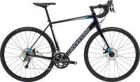 """Велосипед 28"""" Cannondale SYNAPSE Disc Tiagra 2019 MDN черный с синим"""