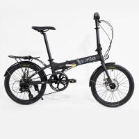 ВЕЛ Велосипед(Vento) FOLDY  Black Matt