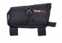Сумка на раму Acepac ROLL FUEL BAG M, черная