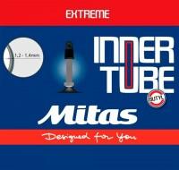 "Камера 26"" x 2.10-3.00"" (54/75x559) FV 47мм Mitas (RUBENA) EXTREME D11-X SBC, толщина стенки 1,2 mm"