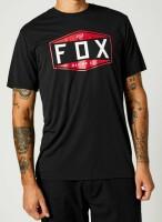 Футболка FOX EMBLEM TECH TEE [Black], L