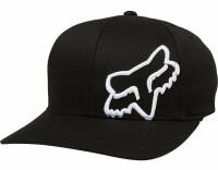 Кепка FOX FLEX 45 FLEXFIT HAT [BLACK WHITE], L/XL