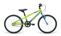 "Велосипед 20"" Radius Trailraiser 3 Gloss Lime/Gloss Blue/Gloss Black"