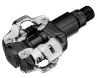 """Педаль VP VX-1001 MTB ось 9/16""""x20T фрезерованная хроммолибденовая, шариковые подшипники, в комплекте шипы VP-C51, размер 81x58,5мм, вес 396г"""