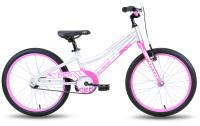 "Велосипед 20"" Apollo Neo girls розовый/белый 2018"