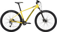 "Велосипед 29"" Cannondale TRAIL 6  2019 HYL желтый"